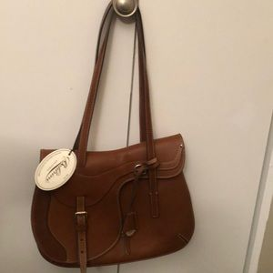 Cute Boldrini saddle bag